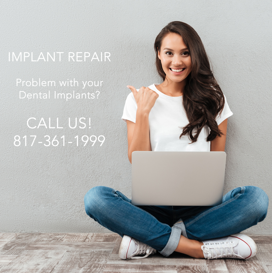 implant restoration fort worth