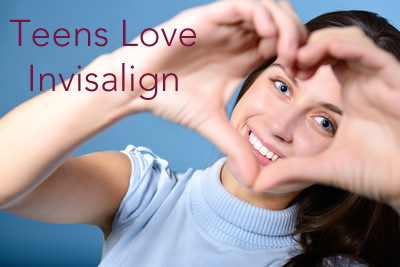 teens using invisalign