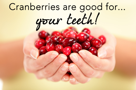 cranberries-dental