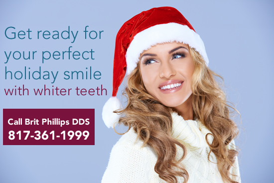get your holiday smile