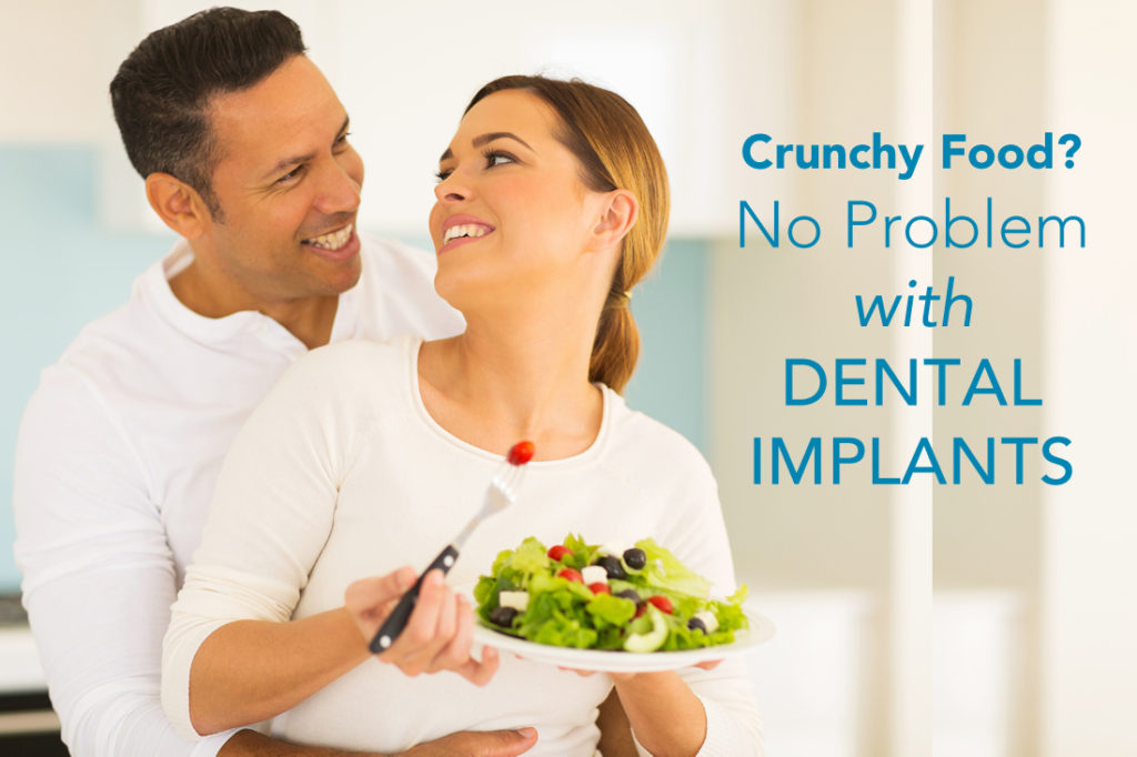 Why Choose Dental Implants Over Dentures