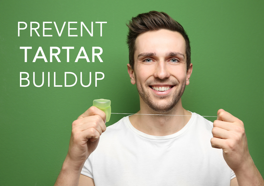 Prevent Tartar Buildup