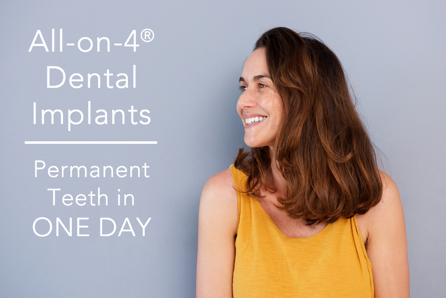 The All on 4® Dental Implant Treatment
