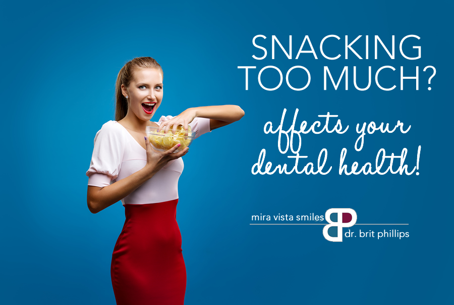 Your Dental Health and Snacking Between Meals