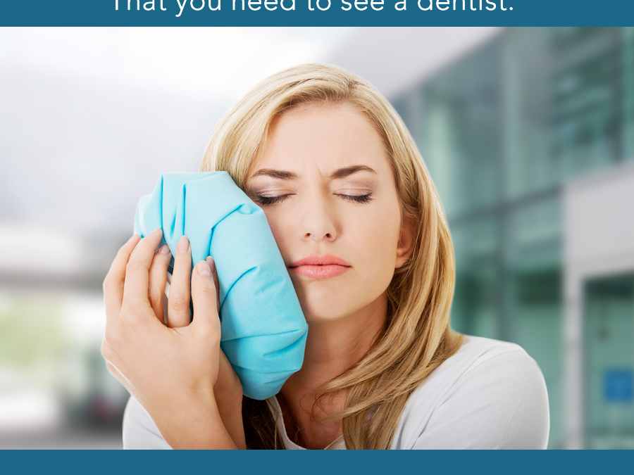 signs you need dentist