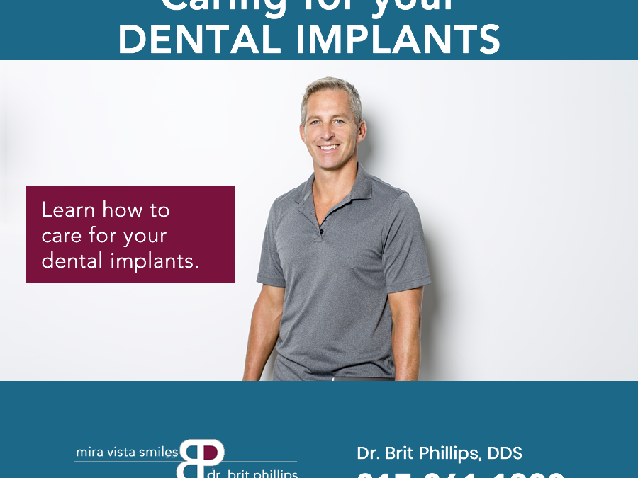 Dental Implant Care