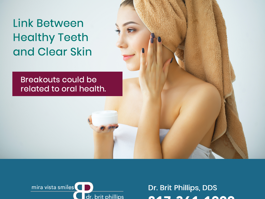 Healthy Teeth Equals Healthy Skin