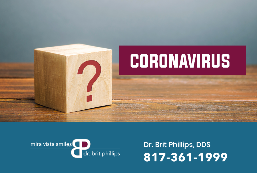 Coronavirus Update to Our Patients
