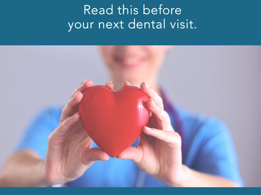 Heart Patients Need To Do This Before Seeing Dentist