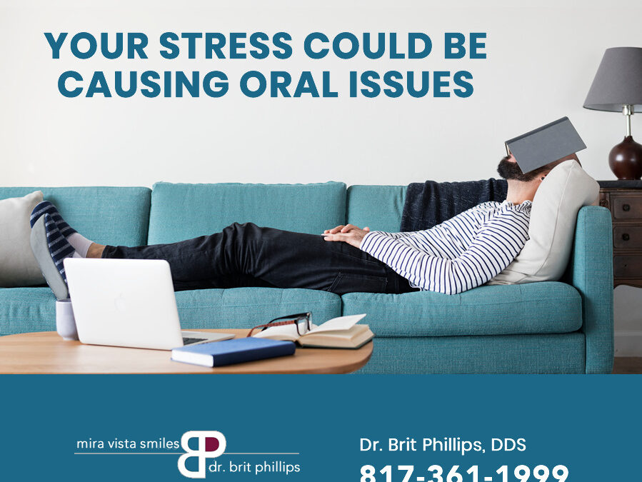 Stress Affects Your Teeth and Gums